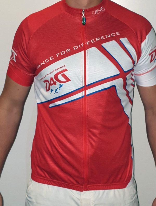D4D new shirt front