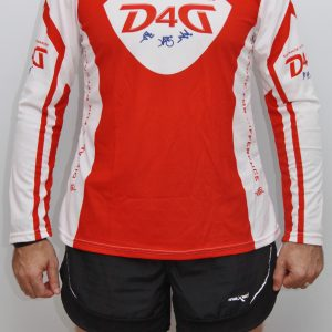 D4D running long sleeve