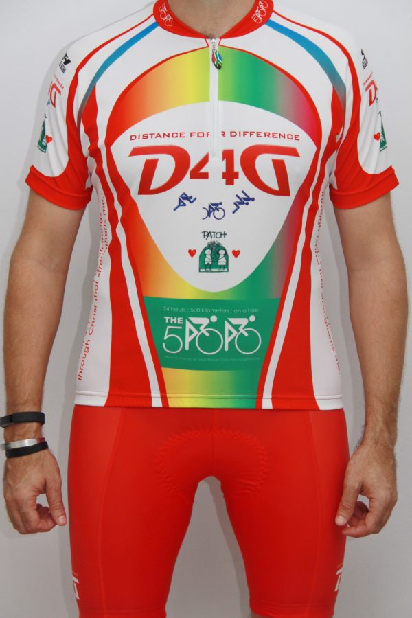 THE500 cycling top